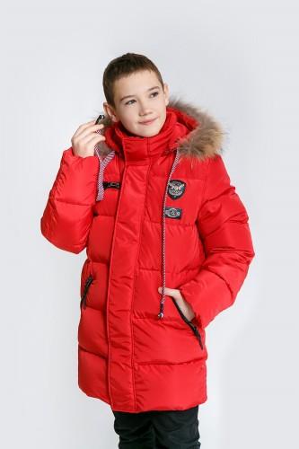 Куртка пуховая для мальчика