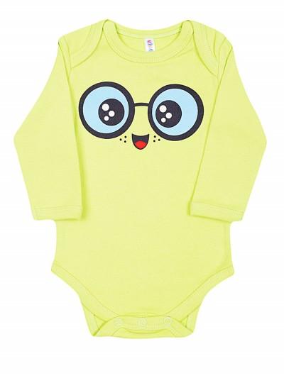 Боди для малышей (green)