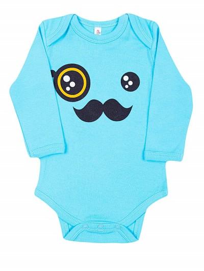 Боди для малышей (blue)
