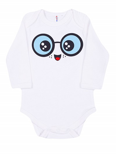 Боди для малышей (white)