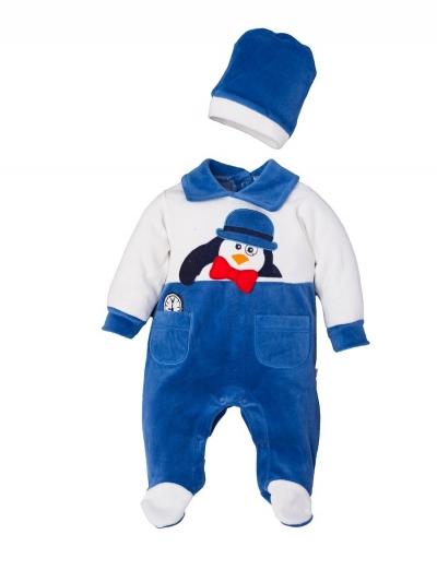"""Костюм для мальчиков """"Penguin blue"""""""